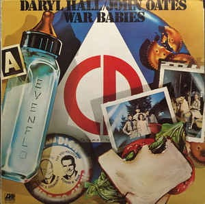 Hall & Oates: War babies