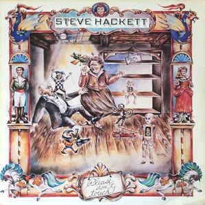 Steve Hackett: Please Don't touch