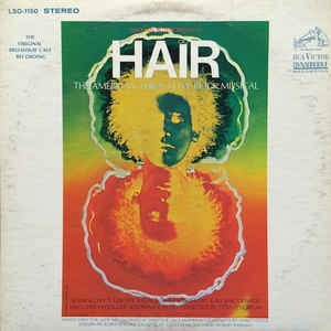Hair Original Broadway cast