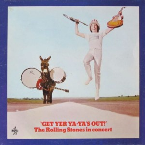 Rolling Stones: Get yer ya-ya's out!